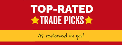 Top Rated Trade Picks