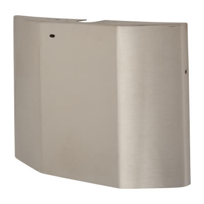 Dorgard Cover - Brushed Stainless Steel