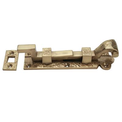 Cranked Bolt - 152mm - Blacksmith Brass