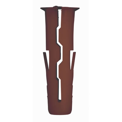 Rawlplug Uno Plug - Brown