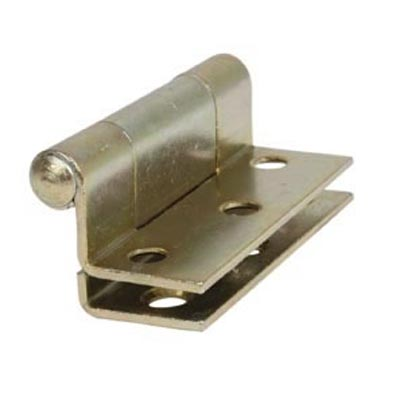 Storm Proof Casement Wide Flush Gap - 63mm - Yellow Zinc Passivated