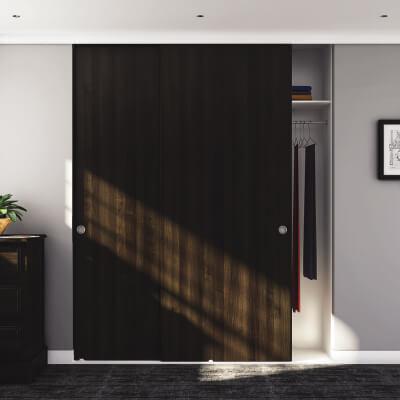 Klug Double Top 30 Sliding Door System - Fitting Pack