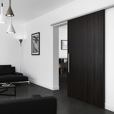 KLUG Softslide 90 Soft Open/Close Door System Pelmet - 2000mm