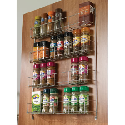 4 Tier Spice Rack