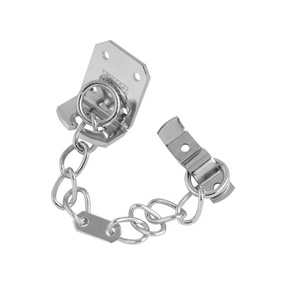 Standard Door Chain - Chrome Plated
