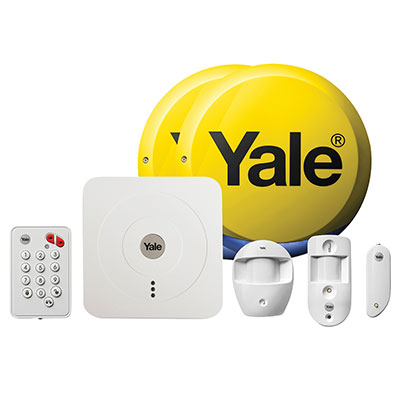 Yale® Smart Home Alarm & View Kit