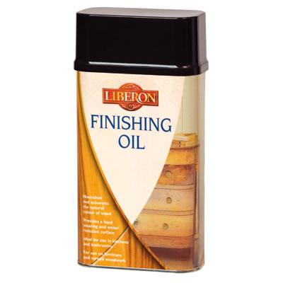 Liberon Finishing Oil - 1000ml