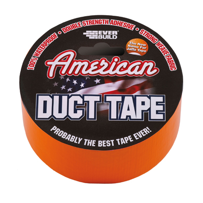 Everbuild American Duct Tape - 50mm x 25 metres