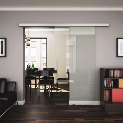 KLUG Vero Glass Sliding Door Pelmet Kit