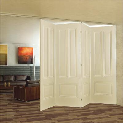 Ducasse Folding Door Gear - 4 Panel