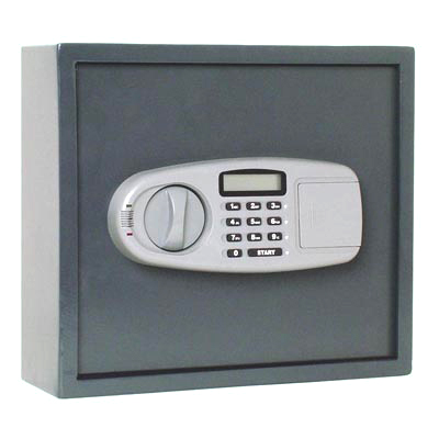 Sterling Extra Heavy Duty Key Safe Cabinet - 25 key