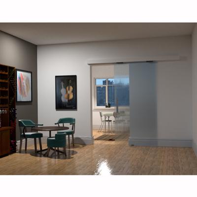 Softslide 90 Glass Door Pelmet - 3000mm