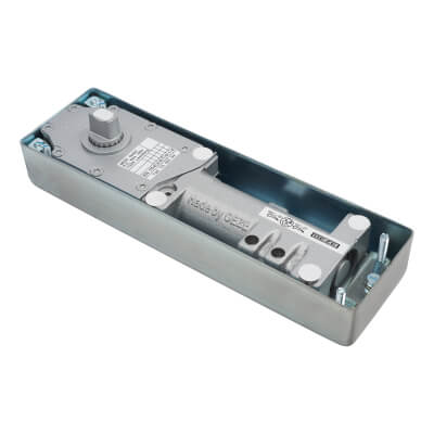 GEZE TS500NV Floor Spring - Hold Open