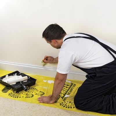 TIMco Shield Protective Film - 0.6 x 50 metres - Carpets