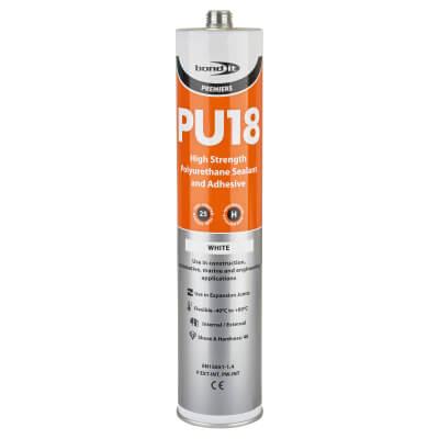 Bond It PU18 Polyurethane Adhesive and Sealant - 310ml