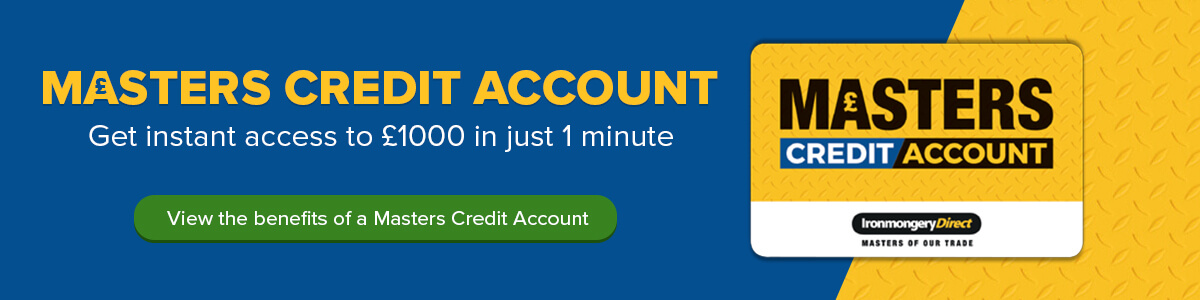 Get your Masters Credit Account!
