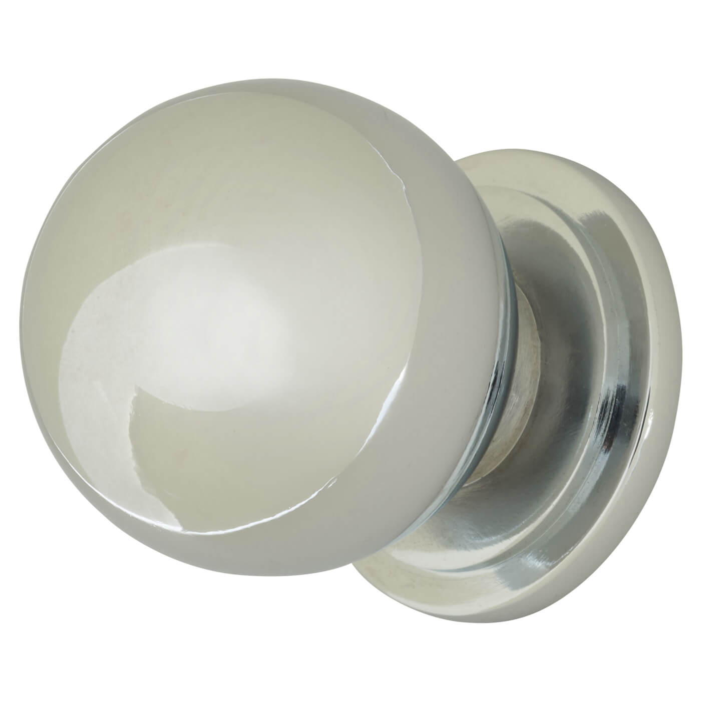 Touchpoint Ball Cabinet Knob 30mm Polished Chrome