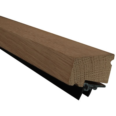 Sealmaster Watershed Seal - 1000mm - WBH Weatherboard - Oak