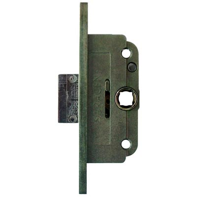 Espagnolette Deadlock - uPVC/Timber - 22mm Backset