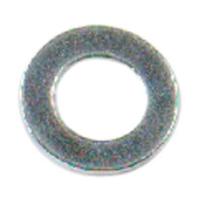 Steel Flat Washer - M10 - Bright Zinc Plated - Pack 25