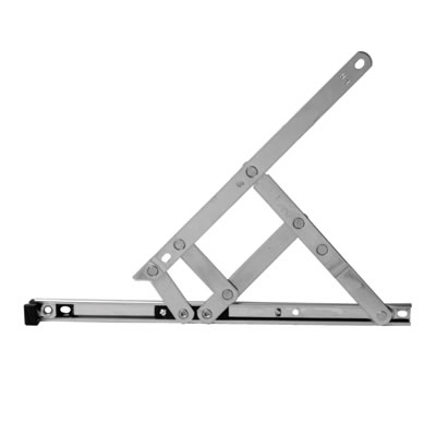 Variable Geometry Friction Hinge - uPVC/Timber - 311mm - Non Handed - Top or Side Hung