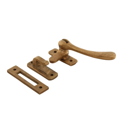 Louis Fraser Ball End Window Fastener - Oil Rubbed Bronze)