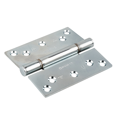 Royde & Tucker (H1254-A) Triple Knuckle Projection Hinge - 125 x 111 x 3mm - Zinc Plated