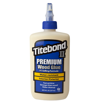 Titebond II Premium Wood Glue - 230ml)