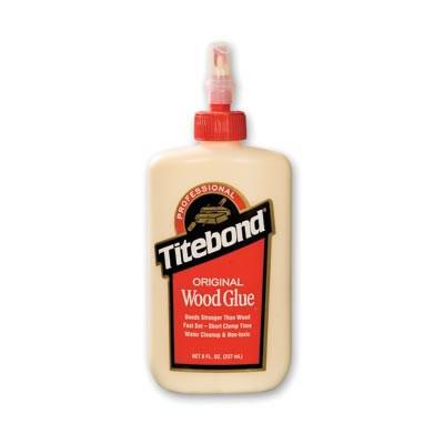 Titebond Original Wood Glue - 230ml)