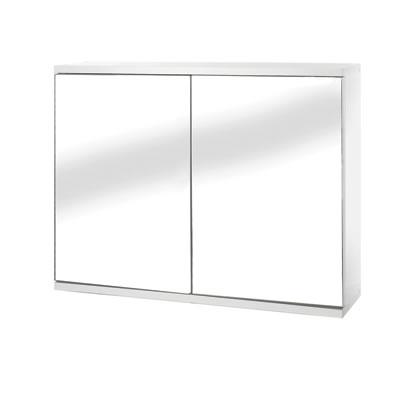 Croydex Simplicity Cabinet - Double Door - 450 x 600 x 140mm