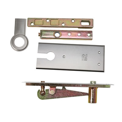 Rutland® TS7000 Accessory Pack - Double Action - Satin Stainless Steel)