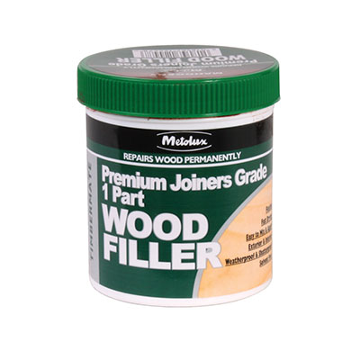 Timbermate 1 Part Wood Filler - 250ml - White)