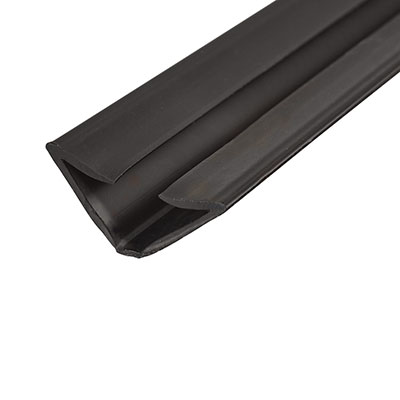 Lorient IS1515 Batwing Acoustic and Smoke Seal - 15 x 15 x 2100mm - Black - Pack 5