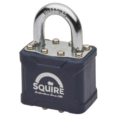Squire Stronglock Laminated Steel Padlock - 38mm