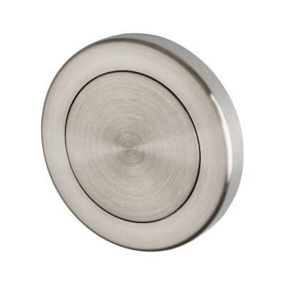 Steel-Worx Designer Escutcheon - Blank - 316 Satin Stainless Steel