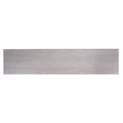 Kick Plate - 700 x 200 x 1.5mm - Galvanised Steel