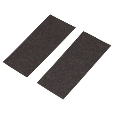 Intumescent Pads For FD30 and FD60 - 100 x 43 x 0.5mm - Pack 24