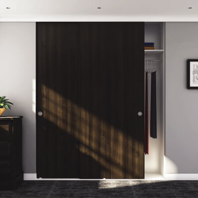 KLÜG Double Top 30 Sliding Door Track - 2000mm)