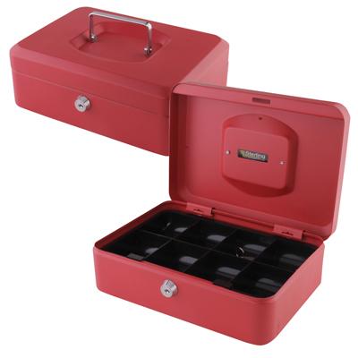 Sterling Cash Box - 10