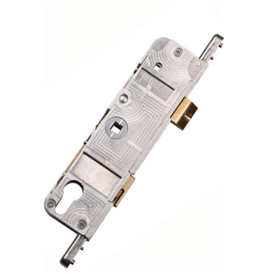 Fullex A-Case Single Spindle Gearbox - 68mm Centres - 37mm Backset - uPVC / Timber)