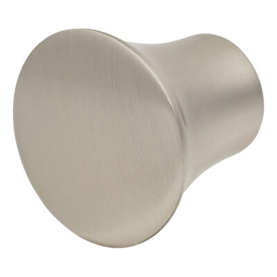 Crofts & Assinder Malvern Cabinet Knob - 34mm - Brushed Satin Nickel