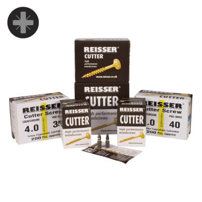 Reisser Cutter Saver Pack - Pack 1200)