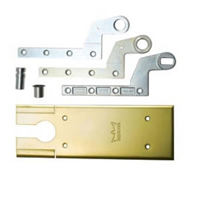 DORMA BTS80 Accessory Pack - Single Action - Brass)