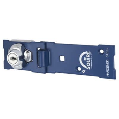 Squire Integrated Locking Hasp and Staple - 170mm