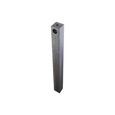 Steel Sash Weight - 22lb (9.97kg) - 640mm (25