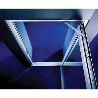 GEZE Single Action Boxer Closer - Power Size 2-4 - Non Fire Door)