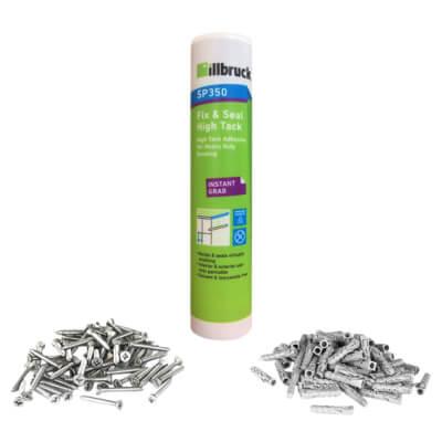 SlipGrip Fixing Kit