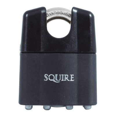 Squire Stronglock Padlock With Closed Shackle - 44 x 24mm - Keyed Alike