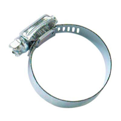 Hose Clip - 18-25mm - Zinc Plated - Pack 10