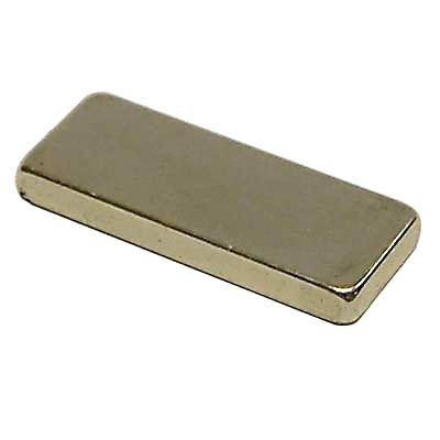 Neodymium Super Magnet - 29 x 9 x 2mm - Pack 5)